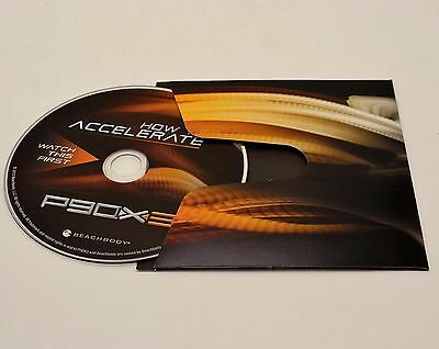 P90X3 DVD DISC Watch This First How to Accelerate DVD Single Replacement Disc