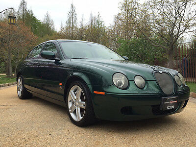 2005 Jaguar S-Type  R low mile free shipping warranty clean carfax 3 owner supercharged luxury