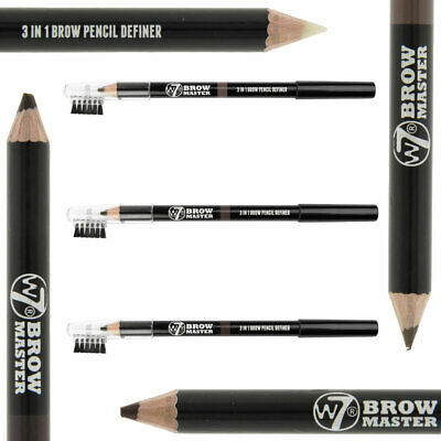 W7 Brow Master 3 in 1 Brow Pencil Definer
