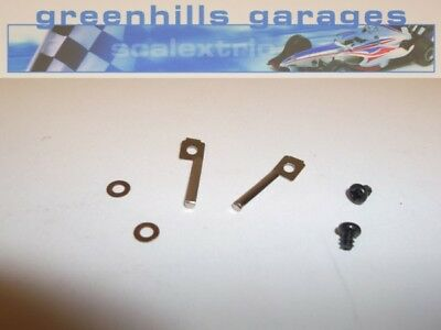 Greenhills Scalextric L-shaped Connectors for F1 Cars, Screws & Washers Used ...