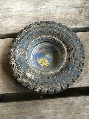 Vintage Good Year Ashtray
