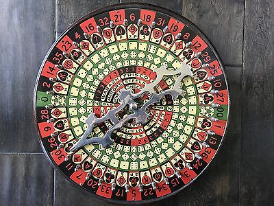 "Rare Antique ""All In One"" Gambling Game - St. Louis, Missouri - 1920's 1930's"