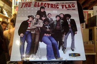 The Electric Flag Live from California 1967-1968 2xLP sealed new vinyl RSD 2017