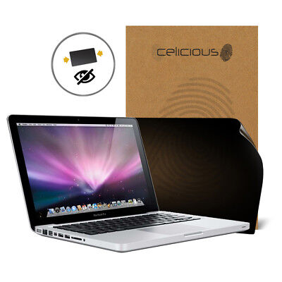 Celicious Privacy Apple Macbook Pro 13 (2012) [2-Wege-Filter] Displayschutzfolie