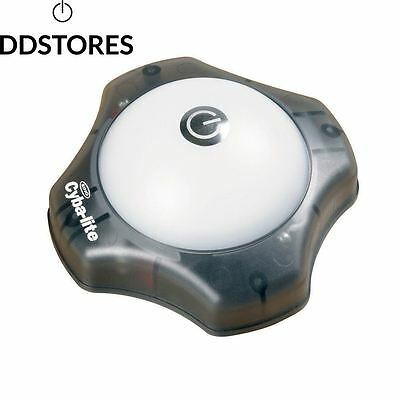Ring Cyba Lite Touch Lampe tactile Gris