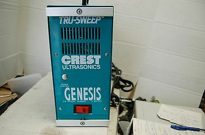 New Crest Genesis Ultrasonic Generator 4G-500-6 -T-NA Pro-SWEEP  Working 240v