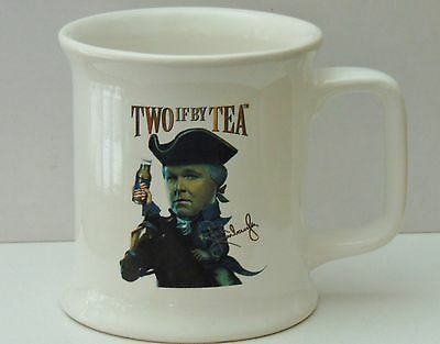 Coffee Mug Rush Limbaugh Revere Two If By Tea The Liberals Are Coming