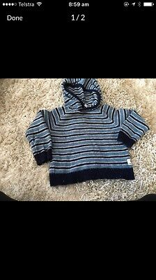 Country Road Baby Boys Knit