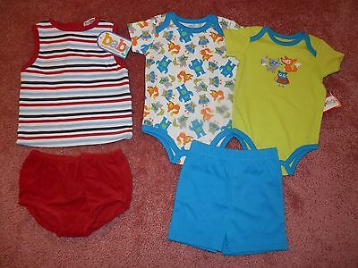 Baby Boy Outfits Sets Size 3 6 Months NEW NWT