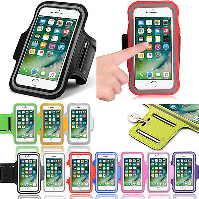Gym Sports Armband Workout Running Jogging Exercise Case For Apple iPhone 6 & 6S