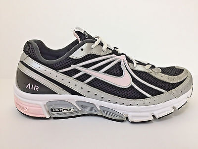 Nike Air Tri-D Women's Size 10 US Running/Athletic Shoes Black/Pink/Silver