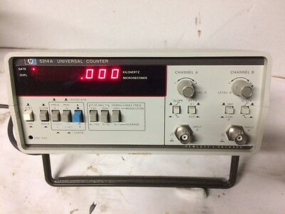 Hp/agilent 53132A Universal Frequency Counter