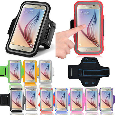 Fancy Sports Armband Gym Running Jogging Exercise For Samsung Galaxy S6 Edge