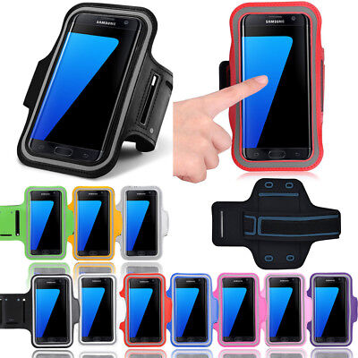 Sports Armband Gym Running Jogging Exercise Pouch Case for Samsung Galaxy S7