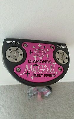 """Scotty Cameron My Girl 2015 - Brand New Japanese Edition """"rare Collectable"""""""