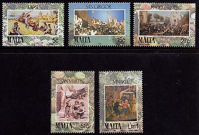 Malta 2004 Festivals Complete Set SG1387 - 1390 Unmounted Mint