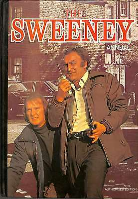 The SWEENEY Annual ( 1978 ), Good Condition Book, Brown Watson, ISBN