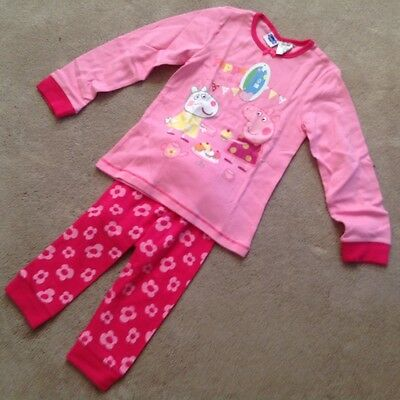 Peppa pig sleepwear for girl size 5 only