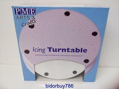 PME Arts and crafts icing turntable