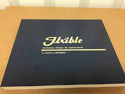 LK Flxible Professional Vehicles   The Complete History Thomas McPherson
