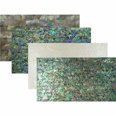 Incudo™ Flexible Shell Mother of Pearl / Abalone Sheet - 240x140x0.3mm
