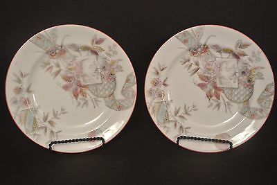 "Aesthetic English Transferware ""Lyons"""