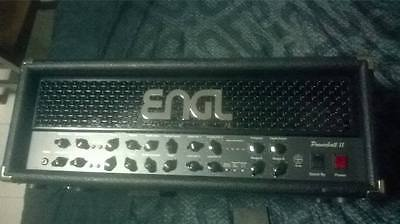 Engl Powerball 2 - E645 - guitar valve head