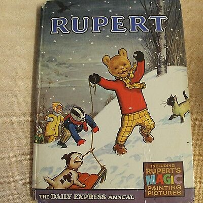 Rupert Annual from 1967