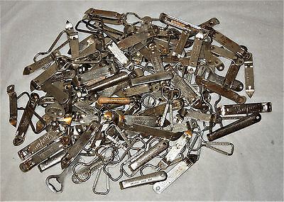 135 ADVERTISTING Vintage LOT Beer Soda  Pop CAN / BOTTLE OPENERS  6 Pounds!