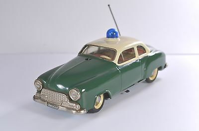 Alter Schuco Alarm Car 5340 Made in W-Germany
