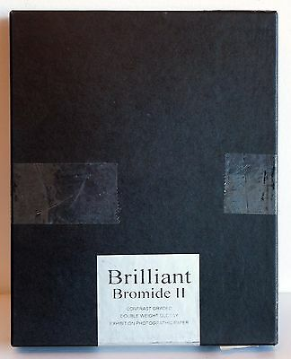Zone Vi Brilliant Bromide II 2Xweight 8x10 Glossy Paper (Outdated) 98 Sheets #10