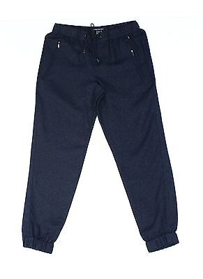 French Connection NEW Navy Blue Womens Size 6 Shimmer Casual Pants $70 816