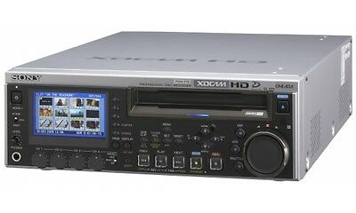 SONY Professional HD Disk Recorder PDW-F70  XDCAM