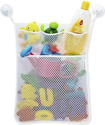 Bath Toy Organizer Lillypet Mesh Net Toy Storage Bag For Baby Boys Girls With