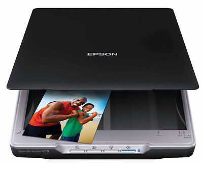 New Epson - Perfection     Flatbed Scanner - V19 from Bing Lee