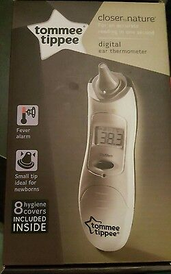 tommee tippee digital ear thermometer