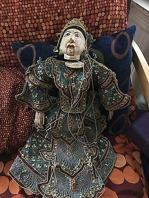 1800's Marianette String Puppet