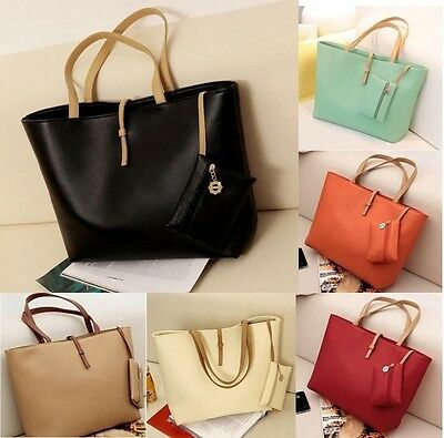 Women's Ladies Fashion Handbag Shoulder Bag Purse Tote Messenger Crossbody Bag
