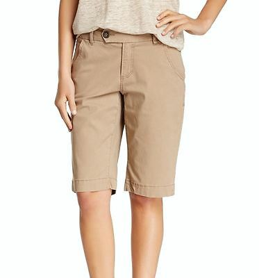 Christopher Blue NEW Brown Women's Size 6 Bermuda Walking Shorts $125 964