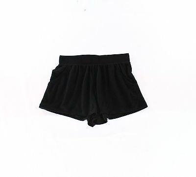 Rubbish NEW Solid Black Womens Size Small S Pull On Stretch Shorts $35- 855