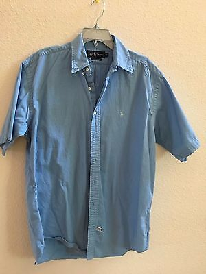 Polo Ralph Lauren  Shirt Short Sleeve - Men- Size M