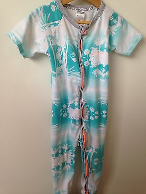 Bonds Zippy Wondersuit: Size 3. EUC