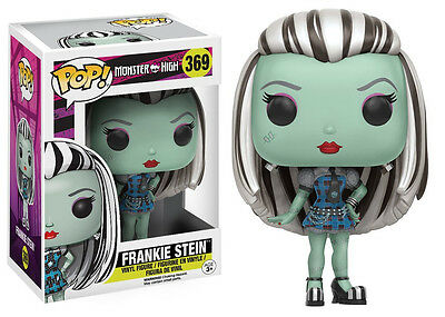 Funko Pop Monster High - Frankie Stien Pop! Vinyl Figure