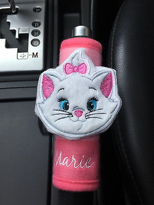 Marie Cat Aristocats Car Accessory : Hand Brake, Side Brake, Handle Cover