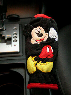 Mickey Mouse Car Accessory #B: Hand Brake Side Brake Cover