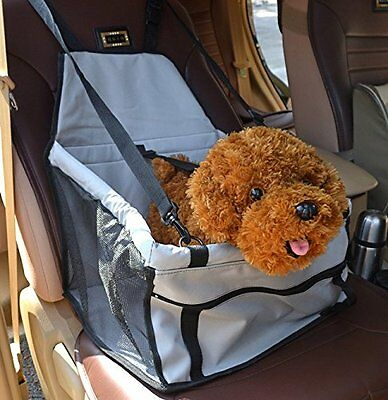 Portable Car Seat Belt Cover Booster Pet Bag Folding for Dog Cat Travel New