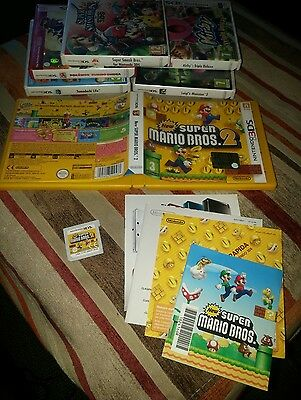 New Super Mario Bros. 2 3Ds Italiano