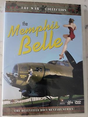 The War Collection - Memphis Belle (DVD, 2007) New  Sealed  Region Free