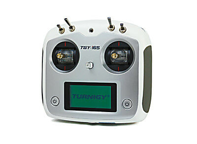 RC Turnigy TGY-i6S Digital Proportional Radio Control System (Mode 2) (White)