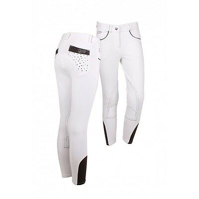 QHP PEARL Children Riding Breeches Jodhpurs in Age 6 to 17 years Top Quality